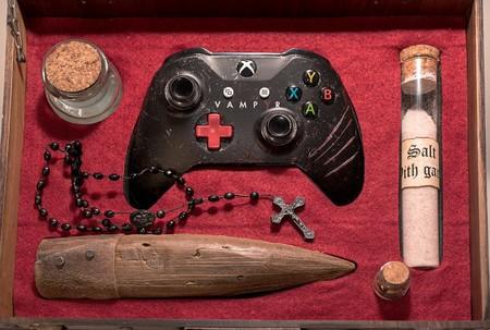 Así es la impresionante Xbox One S personalizada de Vampyr que desearás tener en tu casa