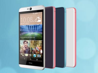 HTC Desire 826 cuenta con UltraPixel para los selfies, Lollipop de serie