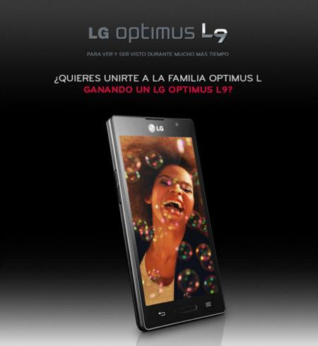 LG Optimus L9 promo