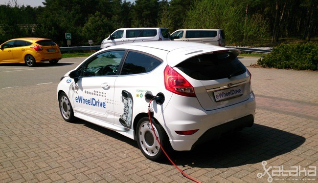 Ford Fiesta eWheelDrive 05