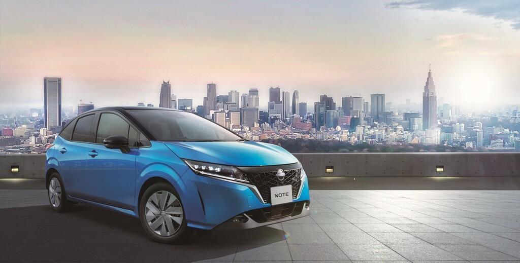 Nissan Note 2021 se convierte en un eléctrico, aunque por ahora solo para Japón
