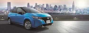 El Nissan Note 2021 será eléctrico, aunque ahora solo para Japón