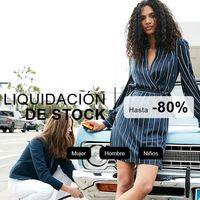Liquidación de stock en La Redoute con descuentos de hasta el 80% en hombre, mujer y niños