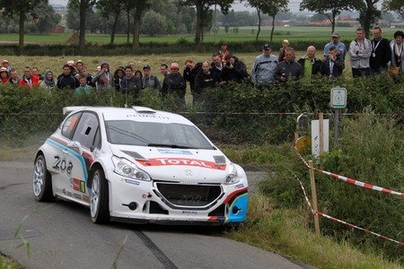 Peugeot podría tener homologado su 208 R5 esta misma semana