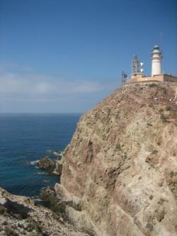 Faro Cabo de Gata