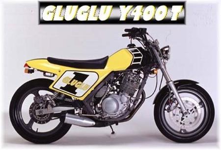 GluGlu Y400T