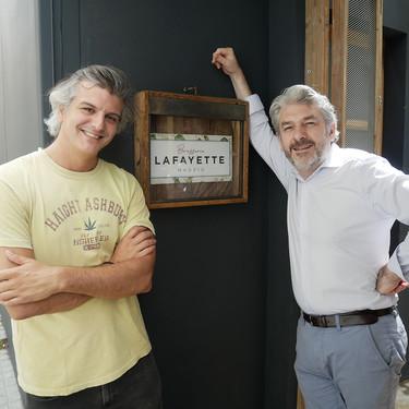 Brasserie Lafayette: el jardín secreto en el que probar la mejor cocina francesa en Madrid