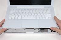 Desmontando el Macbook