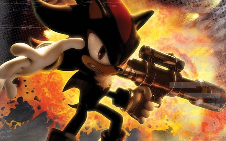 Shadow The Hedgeog