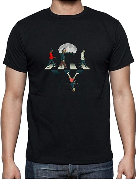 Camiseta de NIÑOS Stranger Things Eleven 11 El Otro Lado