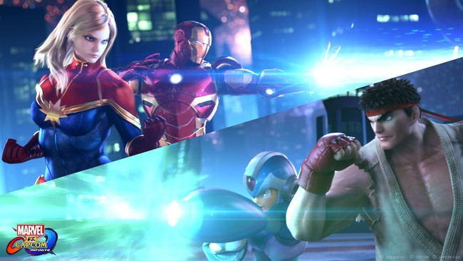 Marvel Vs Capcom Infinite 02