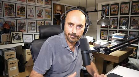Diego Arrabal en YouTube