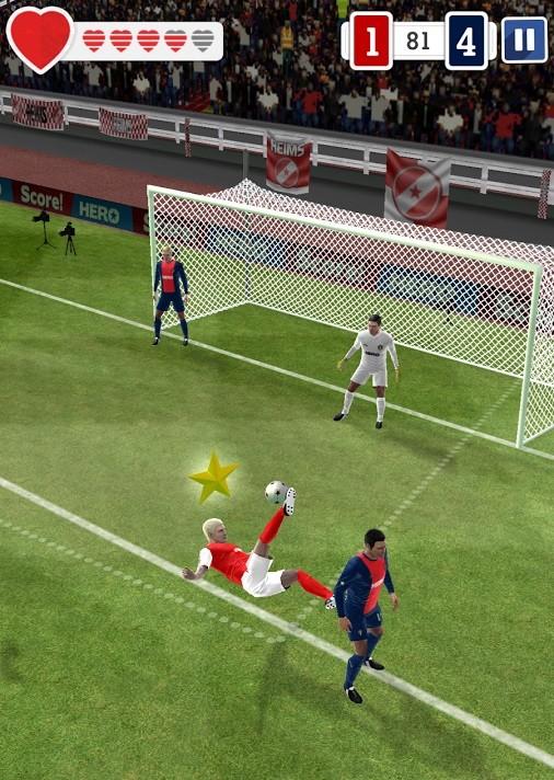 Futbol Score Hero