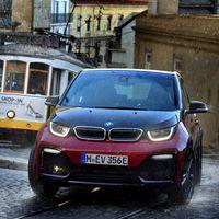 ¡Fiesta!: BMW i3 llega a su sexto año de una vida cero emisiones
