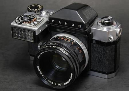 Canon: 50 años haciendo réflex