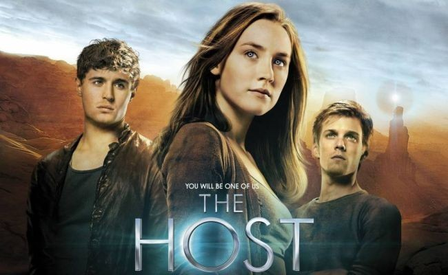 Cartel de The Host