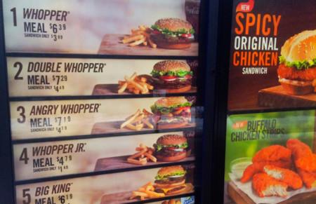 Burger King hará realidad el sueño de pagar hamburguesas con nuestro iPhone