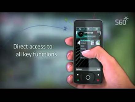 Nokia N-Series con pantalla táctil, quizás mañana