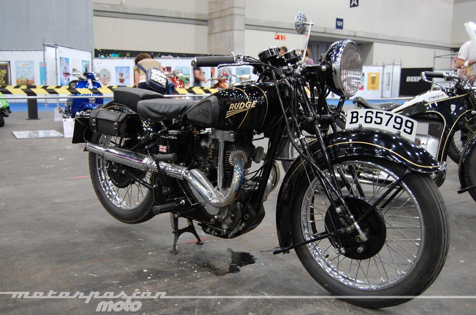 Foto de Mulafest 2014, exposición de motos clásicas (6/35)