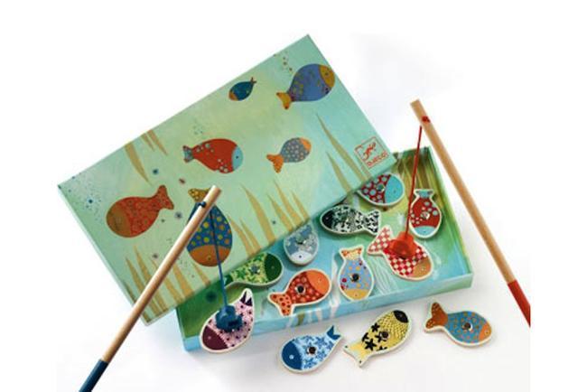 juegos de pesca para niños