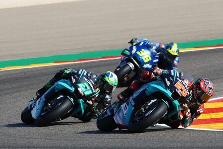 La presión cambia de bando en MotoGP: Joan Mir está entre su primera victoria y hacer la alzamorana