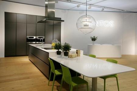 Novedades en las cocinas de Santos para 2012