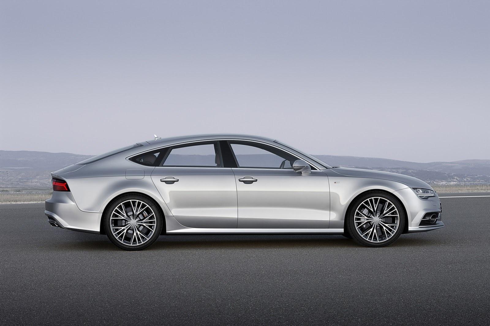 Foto de Audi A7 Sportback (7/11)