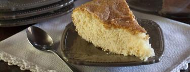 Bizcocho de yogur y limón, receta casera fácil para guardar como oro en paño