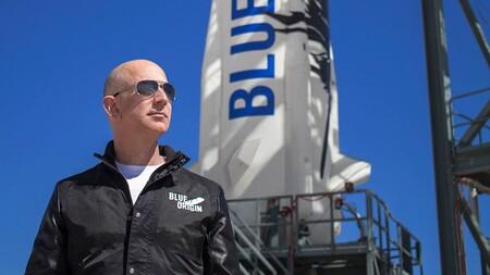 Jeff Bezos Viajara Espacio Vuelo Blue Origin