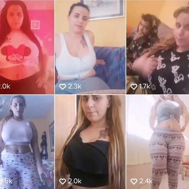 Si no tienes suficiente con Instagram y Youtube, La Reina del Brillo también hace playbacks en TikTok