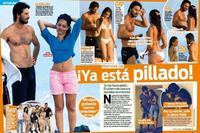 Hugo Silva y su nueva churri, la nueva pareja de 'tortolitos' del verano