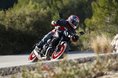 Yamaha Mt 07 2021 Prueba 059