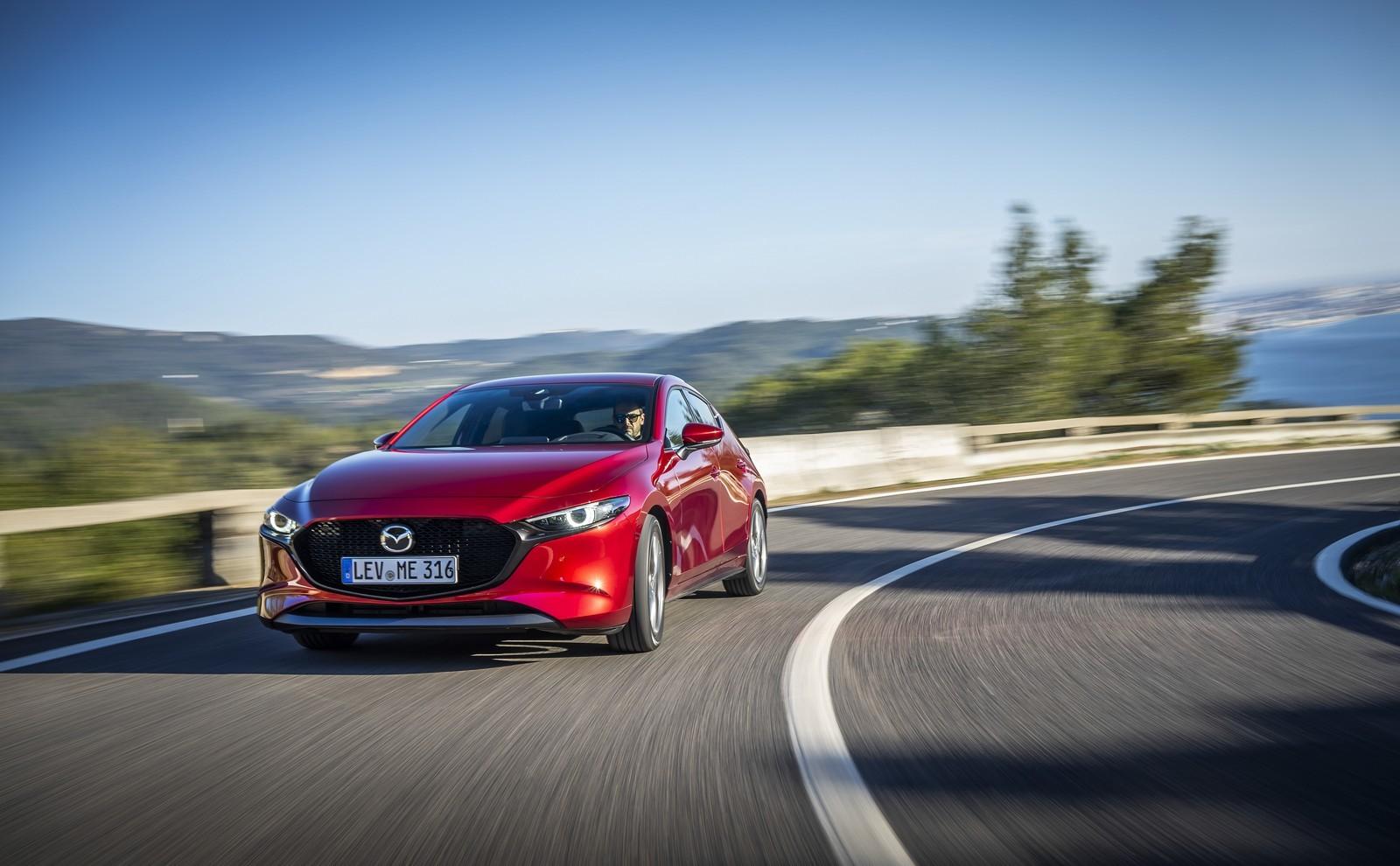 Foto de Mazda3 2019 (58/128)