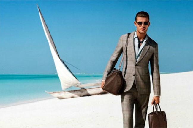 Louis Vuitton nos trae el verano más exclusivo con su nueva campaña