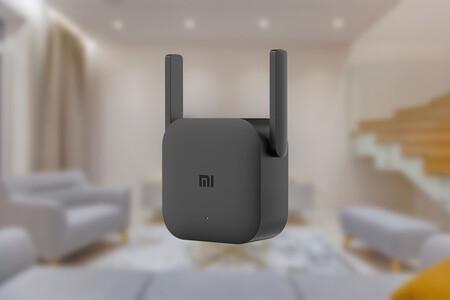El popular repetidor Wi-Fi Xiaomi Extender Pro baja hasta los 9,99 euros: extiende la red inalámbrica de casa por muy poco dinero