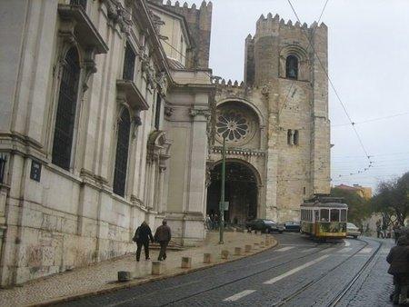 La Sé Lisboa