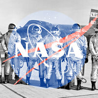 3,2,1 ¡Despegue!: NASA está subiendo varias décadas de videos a YouTube