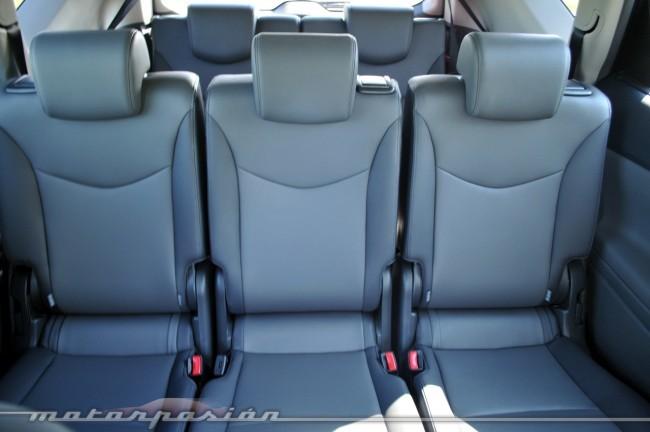 Asiento Toyota Prius+