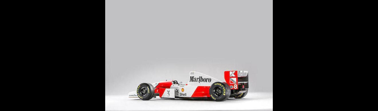 McLaren MP4/8A 1993