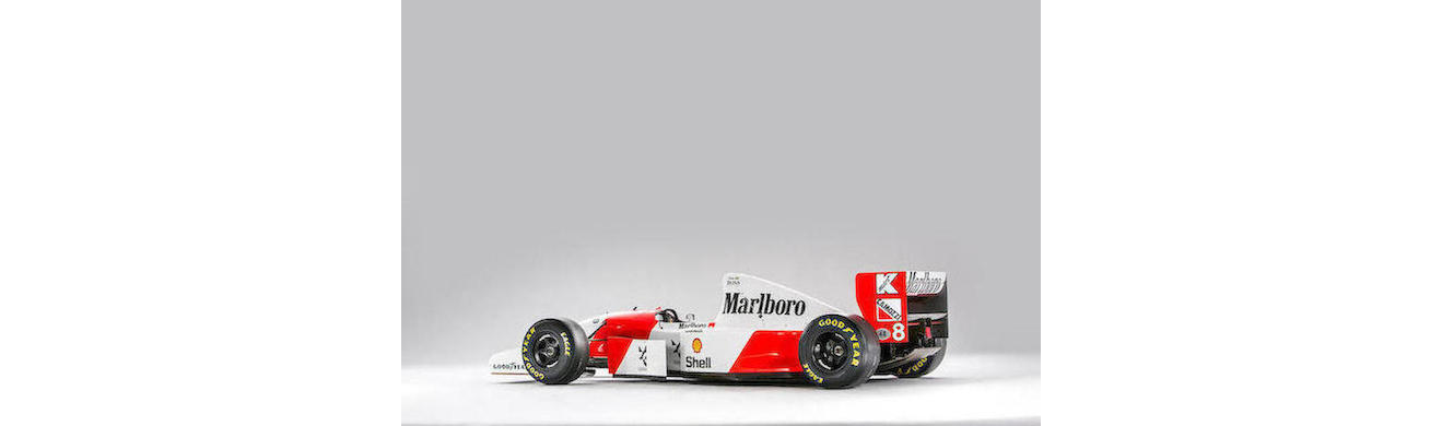 Foto de McLaren MP4/8A 1993 (5/29)