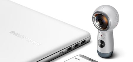 Así es la nueva Samsung Gear 360: grabación 4K, 360 grados y retransmisión en streaming