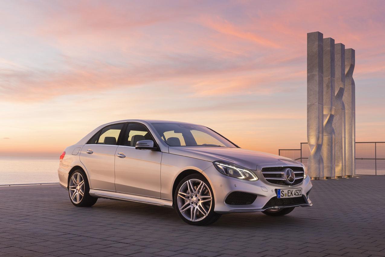 Foto de Mercedes-Benz Clase E 2013 (presentación) (2/48)