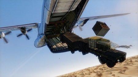 'Uncharted 3: La Traición de Drake', vídeo con la versión extendida de la escena del avión