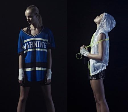 Bershka se apunta a la moda de las colecciones deportivas. Nace su Start Moving Collection
