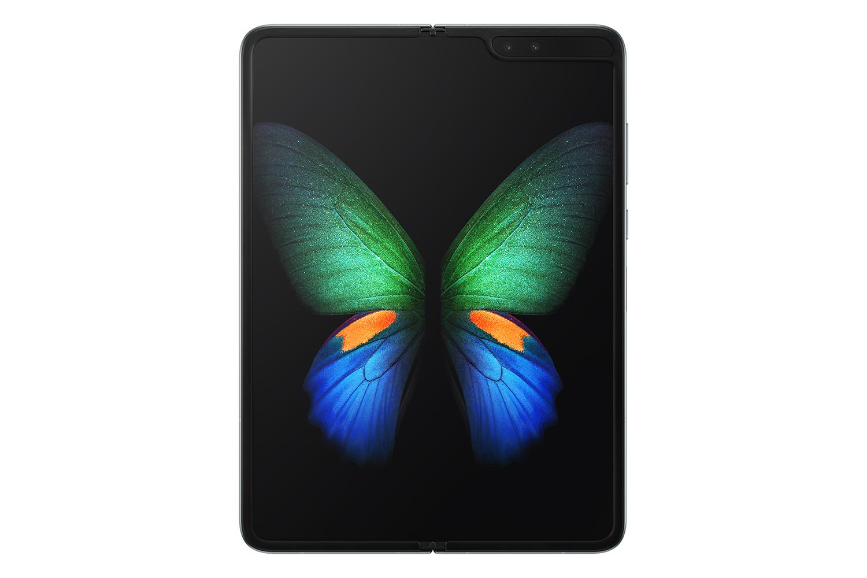 Samsung Galaxy Fold - 512GB + 12GB Negro móvil libre