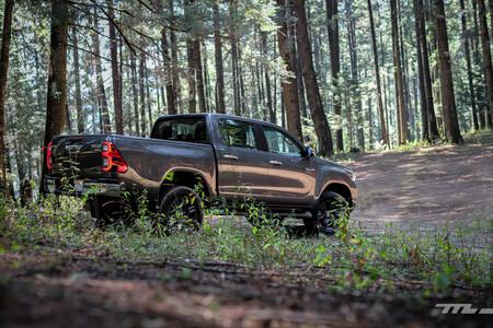 Toyota Hilux 2021 Opiniones Prueba Precio Mexico50