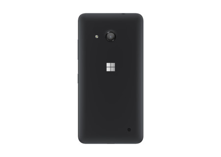 Lumia550 Black Back