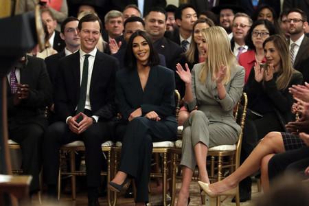 kim kardashian ivanka trump casa blanca