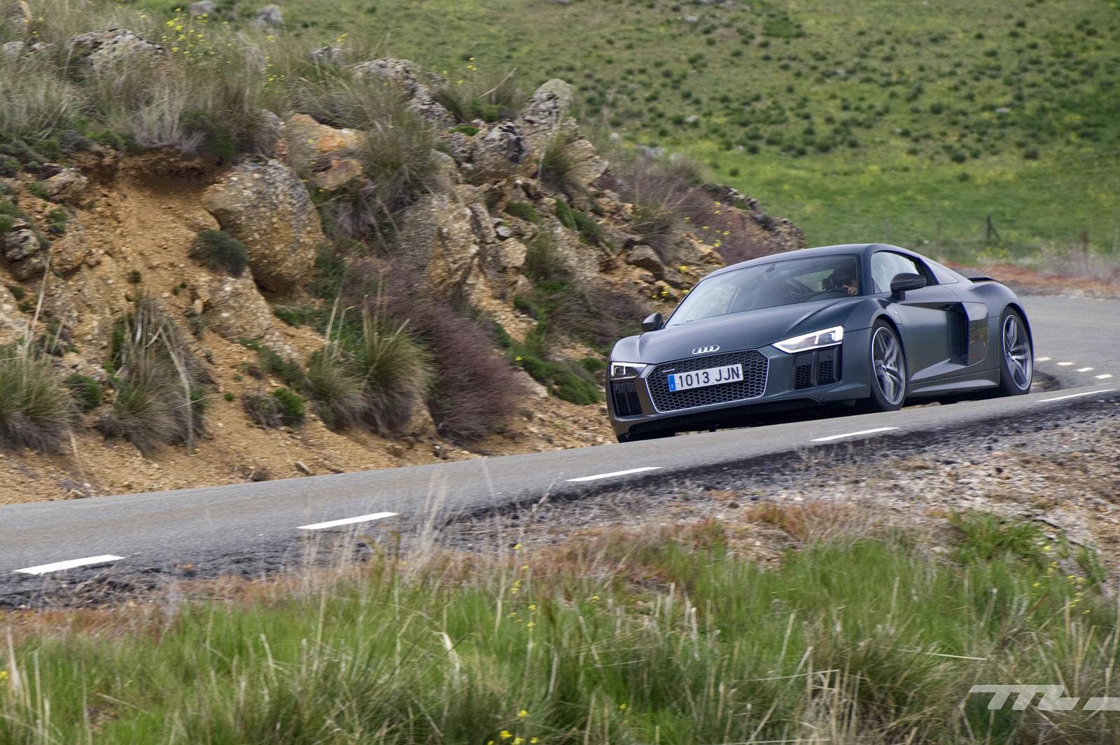 Foto de Audi R8 V10 Plus (prueba) (18/39)
