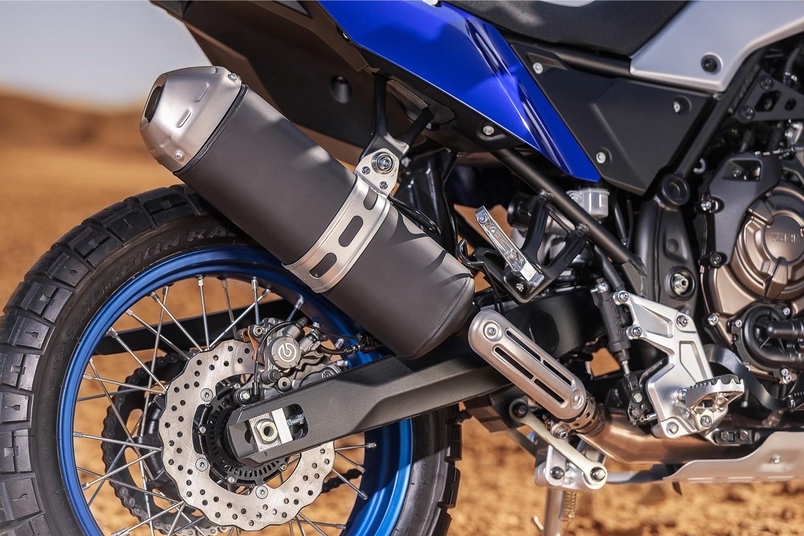 Foto de Yamaha XTZ700 Ténéré 2019, prueba (27/53)